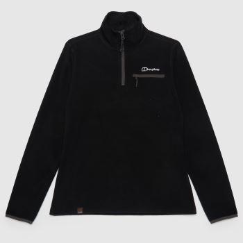 berghaus Black Prism Micro Fleece Womens Jackets