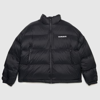 NAPAPIJRI Black A-box Womens Jackets