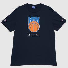Champion Oo Crewneck T-shirt Nba 1