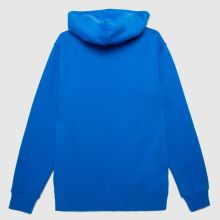 Converse Embroidered Fleece Hoodie 1
