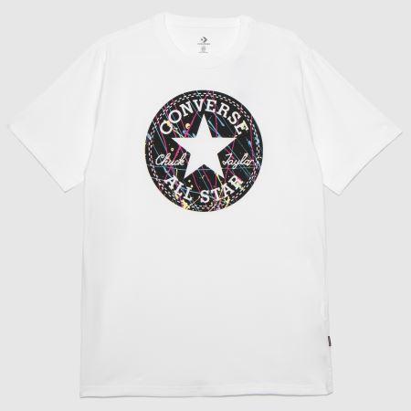 Converse Splatter Paint T-shirttitle=
