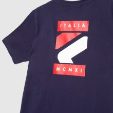 Fila Quartz Back Graphic T-shirt,3 of 4