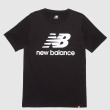New balance Essentials Stacked Logo Tee,1 of 4