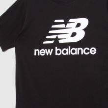 New balance Essentials Stacked Logo Tee,2 of 4