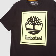 Timberland Yc Ss Stack Logo T-shirt,2 of 4