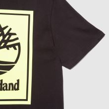 Timberland Yc Ss Stack Logo T-shirt,3 of 4