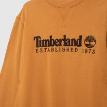 Timberland Heritage Crew Neck Sweatshirt 1