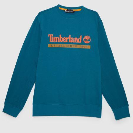 Timberland Est 1973 Sweatshirttitle=