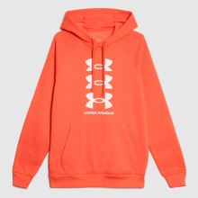 Under Armour Rival Hoodie 1