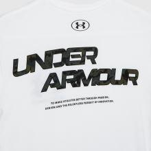Under Armour Abc Camo Fill Wordmark Ss 1