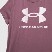 Under Armour Live Sportstyle Graphic Ssc 1