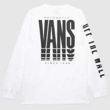 Vans Reflect Ls T-shirt,4 of 4