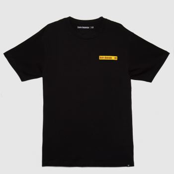 DC bobs burger of the day t-shirt in black