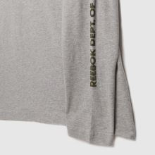 Reebok Camping Graphic Sweatshirt 1