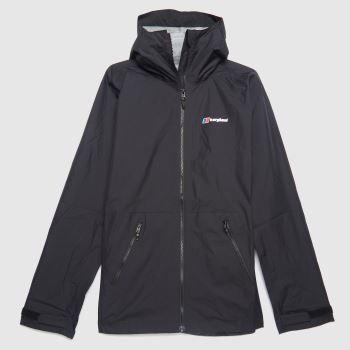 berghaus Black Delug Pro Jacket Wp Mens Jackets