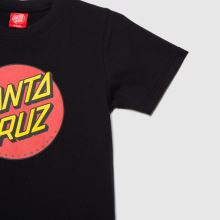Santa Cruz Boys Classic Dot T-shirt,3 of 4