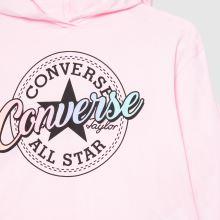 Converse Girls Hooded Peplum 1