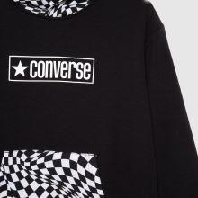 Converse Boys Checker Print Hoodie,2 of 4