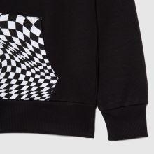Converse Boys Checker Print Hoodie,3 of 4