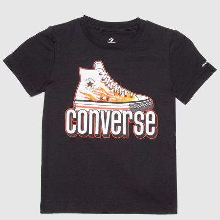 Converse Kids Ss Ct Graphic T-shirttitle=