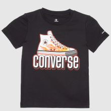 Converse Boys Ss Ct Graphic T-shirt,1 of 4