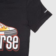 Converse Boys Ss Ct Graphic T-shirt,3 of 4