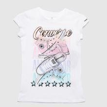 Converse Girls Chuck T-shirt,1 of 4