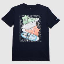 Converse Boys Chuck T-shirt,1 of 4