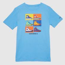 Converse Boys Pop Art Chucks T-shirt,1 of 4