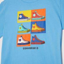Converse Boys Pop Art Chucks T-shirt,2 of 4