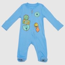 Converse Boys Baby Coverall,1 of 4