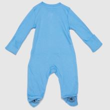 Converse Boys Baby Coverall,4 of 4