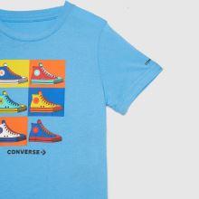 Converse Boys Pop Art Chucks T-shirt,3 of 4