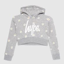 Hype Girls Cropped Hoodie 1