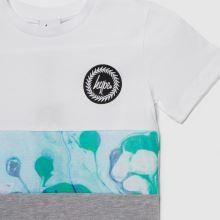 Hype Boys Sky Marble T-shirt,2 of 4