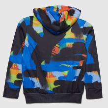 Hype Boys Colour Paint Hoodie,4 of 4