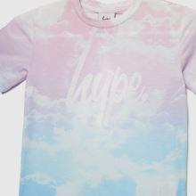 Hype Girls Clouds T-shirt,2 of 4