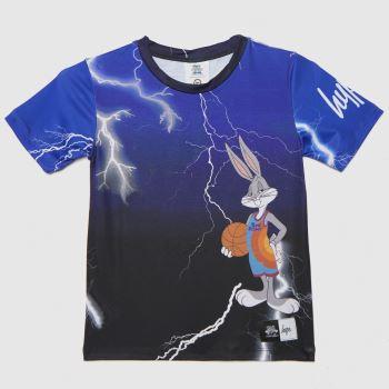 Hype Blue Boys Bugs Bunny T-shirt Boys Tops