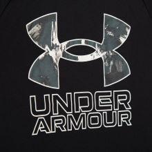 Under Armour Boys Tech Hybrid Prt T-shirt 1