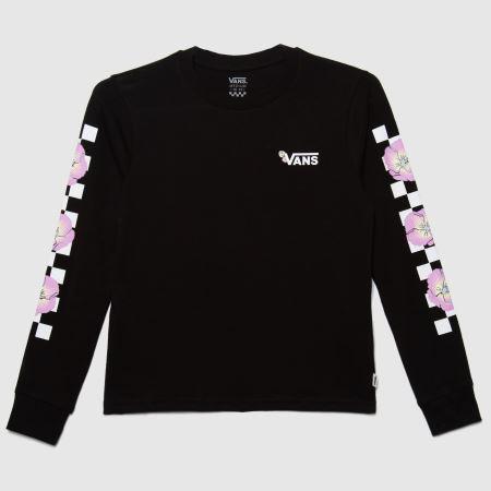 Vans Girls Bloom Checkz Lstitle=