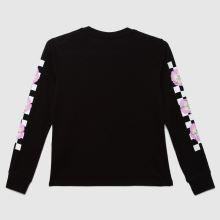 Vans Girls Bloom Checkz Ls 1