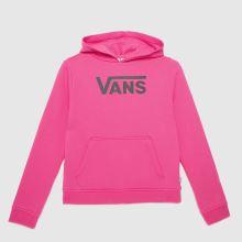 Vans Girls Flying V Hoodie 1