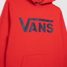 Vans Boys Classic Hoodie 1