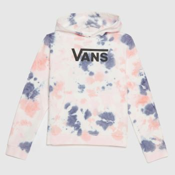 Vans Lilac Girls Punctuate Pullover Girls Tops
