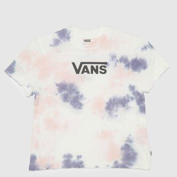 Vans Lilac Punctuate Girls Tops