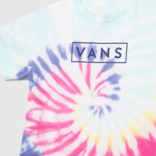 Vans Kids Tie Dye Easy Box T-shirt 1