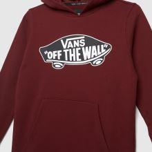 Vans Boys Otw Pullover Fleece 1