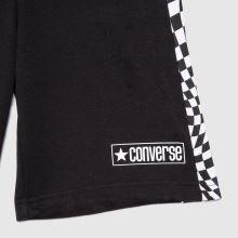 Converse Boys Checker Print Shorts,2 of 4