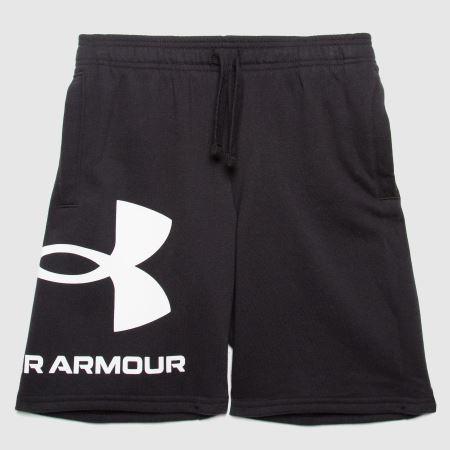 UnderArmour Boys Rival Fleece Shortstitle=