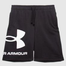 Under Armour Boys Rival Fleece Short 1